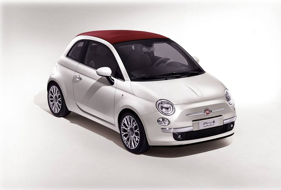 Fiat 500 Open Roof